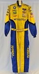 #2 Paul Dalla Lana BMW Turner Motorsport Sparco SFI-5 and FIA Race Used DRIVER SUIT #6823 c46/w38/i31
