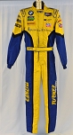 Turner Motorsports BMW IMSA Sparco FIA Rated DRIVER Suit. #6828 c38/w30/i31