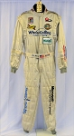 Dave Gaylord IMSA Rolex Series Stand 21 FIA Rated Driver Suit. Microsoft Windows. #6846 c42/w34/i30