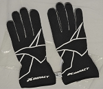 Impact AXIS SFI Rated Driving Gloves. NEW! SIZE XL