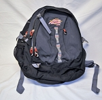 Kevin Harvick Inc. Race Used Team Issued H2O NASCAR BackPack #2