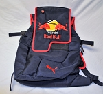 Team Red Bull Racing PUMA Race Used NASCAR Backpack