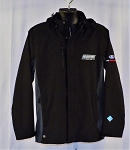 Roush Fenway Racing Team Issued Stormtech NASCAR Hooded Coat. LARGE