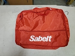 Sabelt race used racing suit case