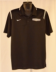 #10 Kevin Harvick Stewart-Haas NASCAR Team Issued NIKE Polo Shirt. NEW LARGE