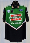 #23 Kevin Harvick 2020 Hunt Brothers Fields NASCAR Pit Crew Shirt. NEW! Sz LARGE