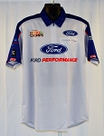 #36 Chase Briscoe FORD Performance 2020 NASCAR Pit Crew Shirt. NEW. Size LARGE