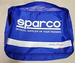 Sparco lightly used racing suit case