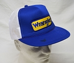 Vintage Wrangler Throw Back Hat. Dale Earnhardt Jr. NASCAR. Race Used.